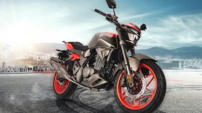 Test Drive: Zontes S250