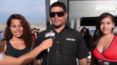 Entrevista: Jorge Anco de la marca Zontes