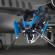 BMW crea una moto voladora