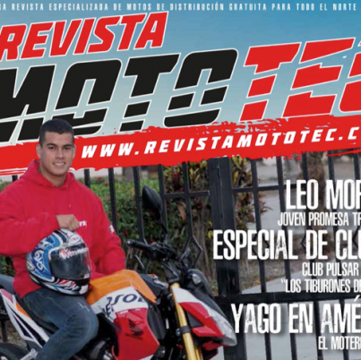 I Edición Set / Oct – REVISTA MOTOTEC