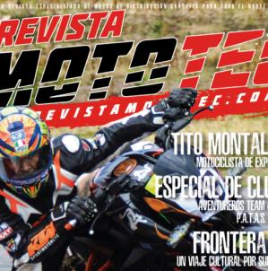 III Edición Ene / Feb – REVISTA MOTOTEC
