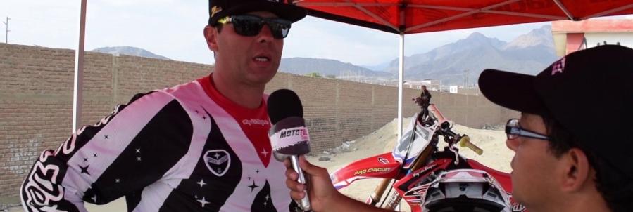 Entrevista: Renzo Cecchi en Trujillo