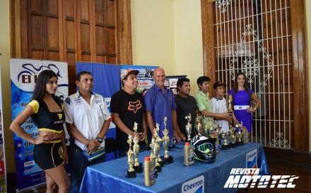 Conferencia de Prensa: Desafío Árido organizado por Club MotoXtremo Trujillo