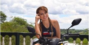 IV Chica Mototec, Dianella Merino: Fotos Exclusivas