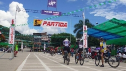 II Competencia de Ciclismo Cross Rally en Pichanaki