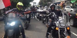 Movilización Motera en Lima por ordenanza municipal Nº 341 [FOTOS]