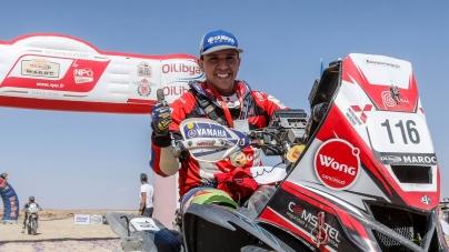 Podio mundial para Perú: Alexis Hernández conquistó el 3er puesto del Campeonato Mundial de Rally Cross Country 2017