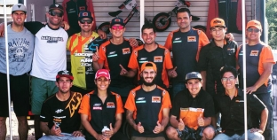 Team Socopur Lidera Campeonato Nacional de Enduro Cross Country