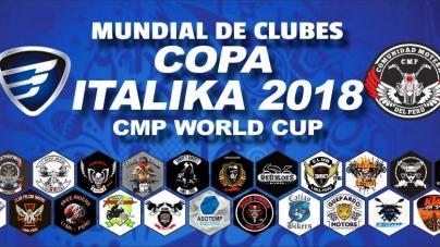 Italika auspiciará el Campeonato de fútbol organizado en conjunto con la Comunidad Motera del Perú