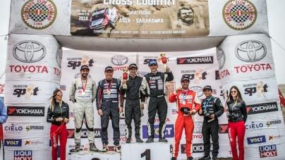 Trujillano Kike Umbert gana 1ra fecha del Campeonato de Cross Country en Sarapampa