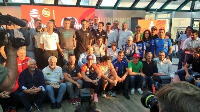 Españoles se preparan para el Dakar 2019 en todas las categorías