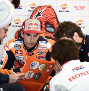 """Márquez: """"Lorenzo ha callado bocas, yo nunca he dudado de su talento"""""""