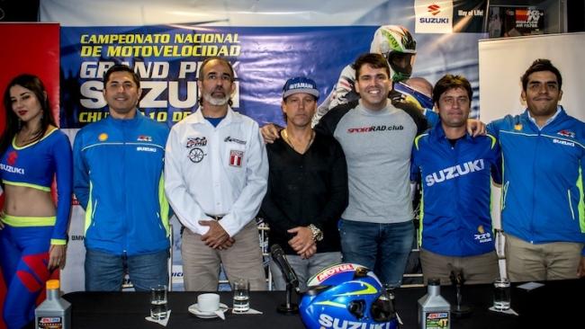 Derco Motos y Suzuki Motos reafirman su compromiso con el deporte