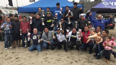 Se acerca 4ta fecha del Campeonato Nacional de Motos Acuáticas en playa Agua Dulce.