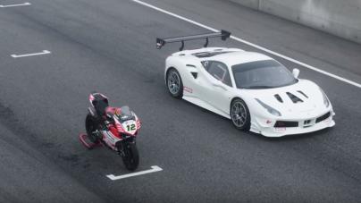 Ducati contra Ferrari, ¡un duelo de final indescriptible!