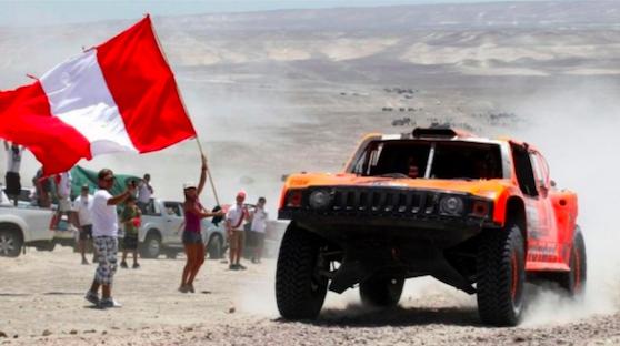 Perú trabaja para que el Dakar 100% peruano no dañe el patrimonio nacional