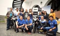 Bajaj presenta en Trujillo la Discover 125 ST con Euro 3
