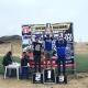 Ignacio Flores y Kike Umbert ganan y suben al podio en el Nacional de Enduro