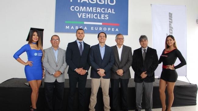 El Grupo Socopur inauguró el primer Showroom de Piaggio en Perú.
