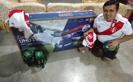 """Lubricantes Motul premia a los ganadores de la """"Experiencia Mundialista"""""""