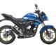 La moto deportiva más vendida de Suzuki se renueva: Nueva Gixxer 2019
