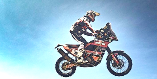 César Pardo del Team KTM Socopur categoría motos, se llevó el Wild Card