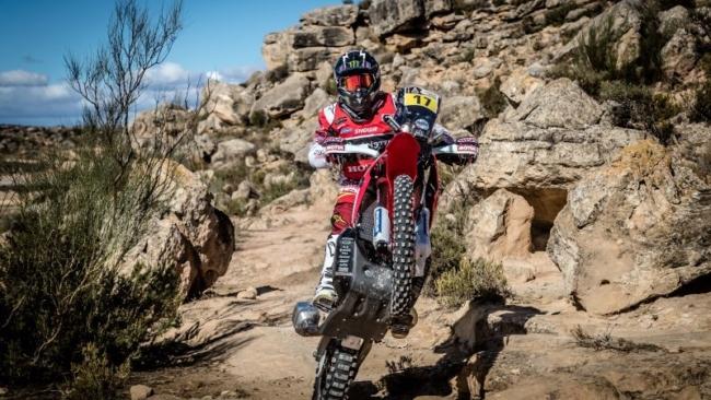 Paulo Goncalves, gana el Desafío Inca en categoría Motos