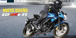 Suzuki trae la renovada y deportiva  Gixxer 150 Upgrade