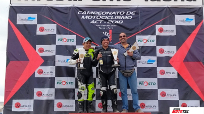 5ta fecha del Campeonato Motociclista ACT 2018