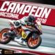 Wu y Cabrera campeones nacionales de Motovelocidad