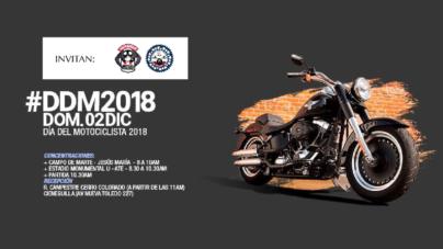 Día del Motociclista 2018 – ASMOPE – HMP