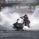 Última fecha del campeonato nacional de motos acuáticas en Paracas