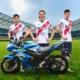 Suzuki Motos se acerca al fútbol  y auspicia a Deportivo Municipal
