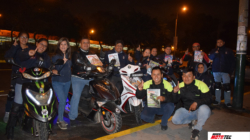 Entrevista a Danny Mendoza de la Comunidad Motera del Perú 9.11.18