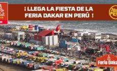 Durante 4 días se realizará la fiesta del Dakar 2019